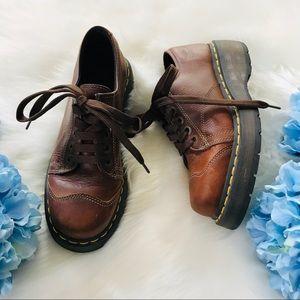 Retro Dr. Martens 8651 Platform Shoes size 8